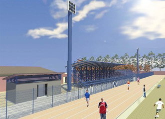 Estadio nuevo