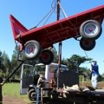 Un millonario aporte recibieron agricultores de Los Álamos