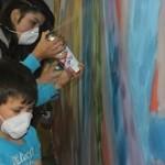 """Niños y Jóvenes se lucieron en evento de """"Arte Urbano"""""""