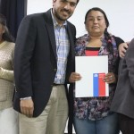 ALCALDE HIZO ENTREGA DE SUBSIDIOS DE VIVIENDAS A 32 FAMILIAS DE LOS ÁLAMOS.