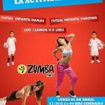 """Los Álamos celebra el """"Día mundial de la actividad física""""."""