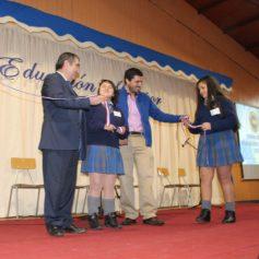 4 feria educativa liceo cristo redentor